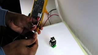 BGA Socket testing