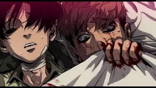 Killing stalking - MMV - It hurts like hell