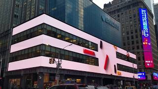 Barclays New York, the new marquee