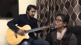 TUMHE APNA BANANE KA( ARMAAN MALIK/ NEETI MOHAN) SONG || ON GUITAR || BY ARPIT / ABHA