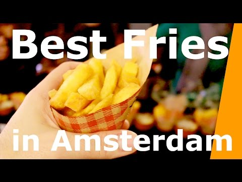 Amsterdam Food - Amsterdam Food Tour in De Pijp