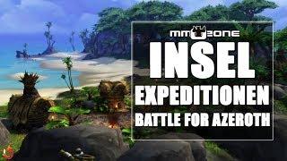 Kabash WoW Battle for Azeroth Inselerkundungen - Erforscht unentdeckte Inseln im Szenario (BlizzCon 2017)