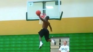 shortest professional dunker in the world   5 5 porter maberry whats gravity