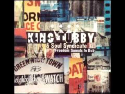 King Tubby & Soul Syndicate  - East avenue shank