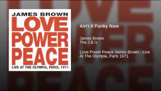 Ain't It Funky Now (Live)