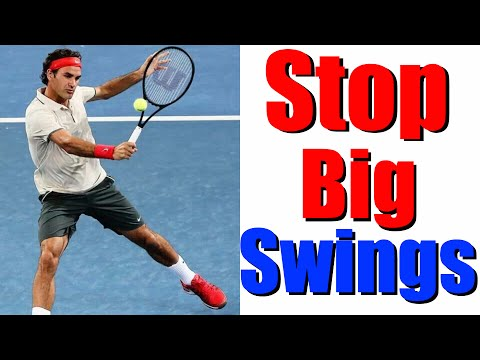 Thumbnail: Tennis Volley | 3 Steps To Solid Volley Technique (Even If Beginner)
