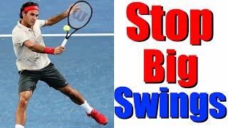 Tennis Volley | 3 Steps To Solid Volley Technique (Even If Beginner)