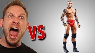 WWE Randy Orton Action Figure Unboxing