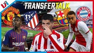 Huilende & Getergde Luis Suarez Bij Concurrent Atletico: 'Barça Maak Je Borst Maar Nat'