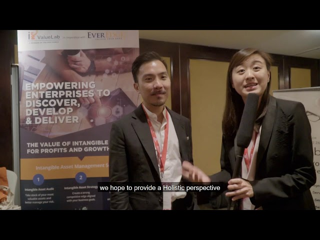 H.E.R Asia Summit 2018 - IP ValueLab | Exhibitor's Interview
