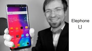 Elephone U Alltagstest - Edle Symbiose aus Glas und Metall - Review - Moschuss.de