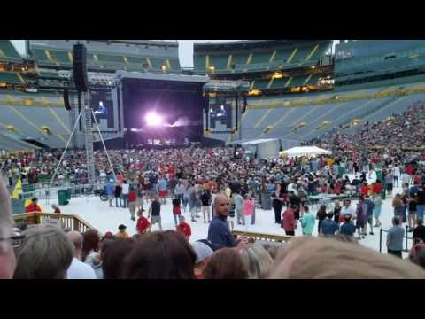 Cecilia and the Satellite - Andrew McMahon in the Wilderness  (Lambeau Field)