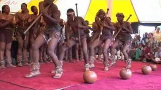 Danse Botswana AdS ( not zoulou )