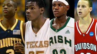 10 Current Players Before The NBA