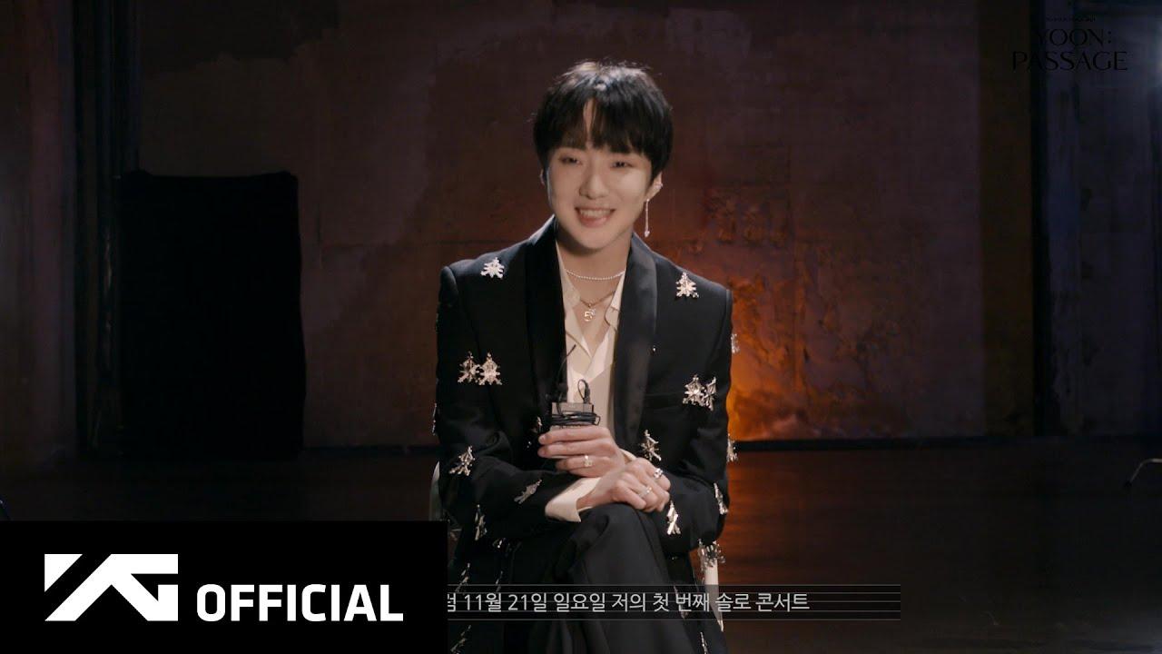 YOON - 'PASSAGE' MESSAGE VIDEO