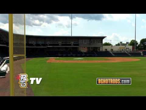Sights of Bowling Green Ballpark