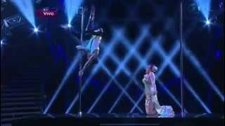 Niurka Marcos baila al ritmo de Love on top