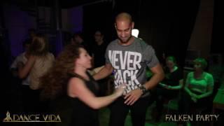 Falken Party at Dance Vida dance school in Sweden