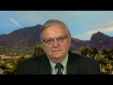 Sheriff Arpaio: This is a war on cops