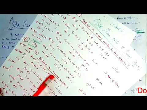 odd-man-out-and-series-problems-tricks-|-complete-6-tutorials-|-1.5-hrs-session