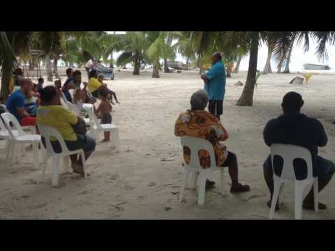 Palmerston Island - Farewell Hymn - Will in Paradise