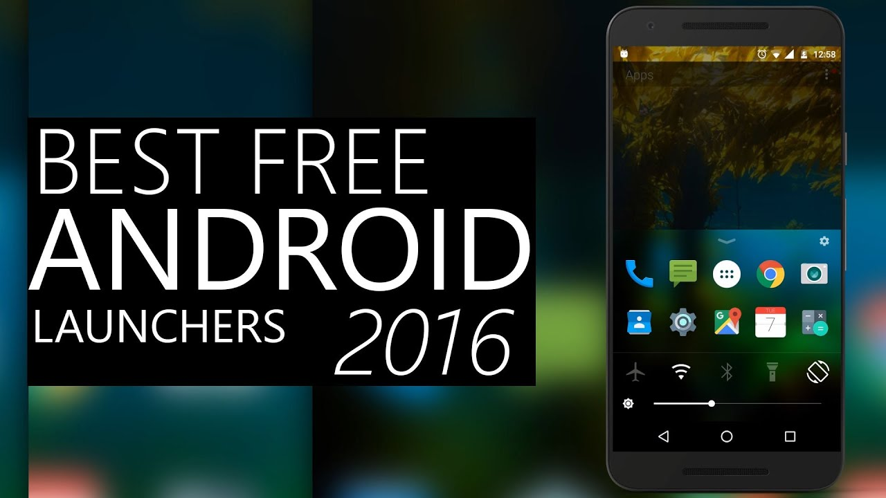 Phone Best Android Phone Themes top 5 best free android launchers 2016 2017 customize your phone with themes