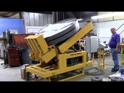 Titan Coil Upender 3029: 12,000 lb Capacity