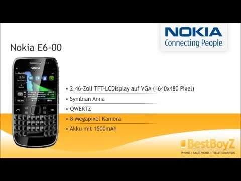 Review: Nokia E6-00 | BestBoyZ