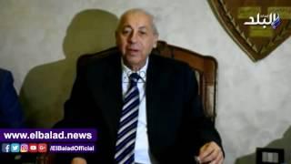 محافظ أسوان يهنئ الرئيس السيسي بمناسبة انتصارات أكتوبر ..فيديو وصور