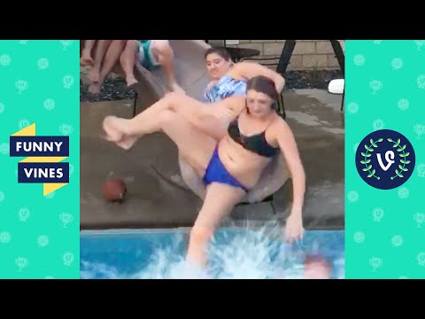 TRY NOT TO LAUGH - Funny Fail Clips!