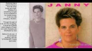 Janny Grein ~ Stronger Than Before [HQ] (original LONG version) 1988