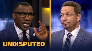 Chris Broussard: Draymond isn't what he used to be, talks DeMarcus-Warriors fit | NBA | UNDISPUTED