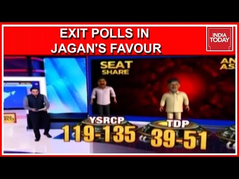 Decoding Andhra Pradesh Assembly Exit Poll Results  India Today Exit Poll 2019