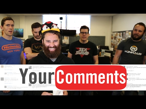 DON'T KNOW HOW TO SMILE? - Funhaus Comments #56