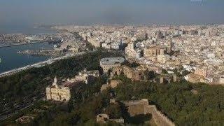 Málaga, capital cultural del Mediterráneo.