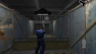 True Crime: New York City Walkthrough Part 2: Precinct Test/Locker & Garage