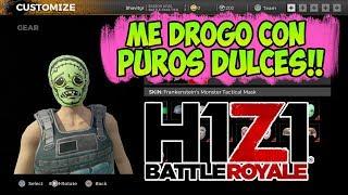 H1Z1HALLOWEN: Shavit El Drogadicto - Nueva Actualizacion y Evento Nuevo