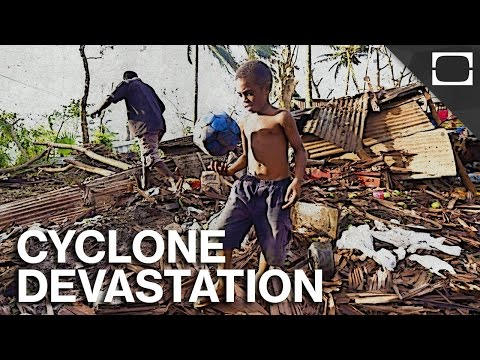 The Deadly Cyclone That Devastated Vanuatu
