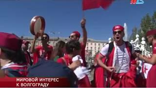 За первую неделю проведения ЧМ-2018 Мамаев курган посетили 250 000 туристов