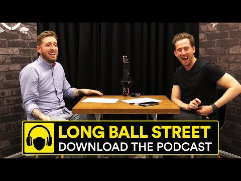 HUDDERSFIELD TO THE PREMIER LEAGUE, TERRY'S FAREWELL AND FOOTBALL MISERY | LONG BALL STREET PODCAST