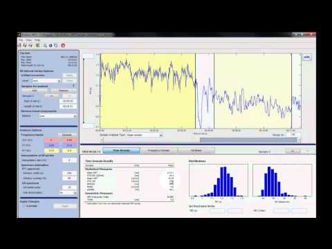 Heart Rate Variability - Farid Medleg