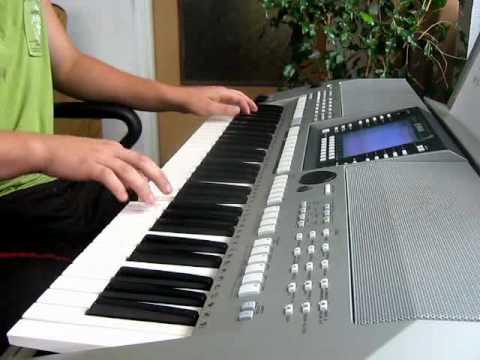 micha bajor nie chc wi cej keyboard yamaha psr s710 by. Black Bedroom Furniture Sets. Home Design Ideas