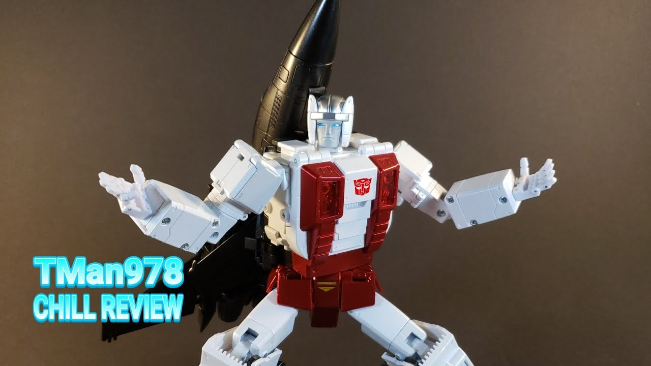 FANS TOYS FT-30B Iceman 3rd Party Air Raid CHILL REVIEW