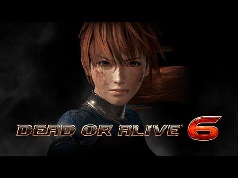 Прохождение основного сюжета Dead or Alive 6 + сюжетная арка Мари Роуз