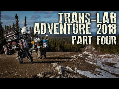 Trans-Lab Highway Adventure 2018 Part Four: Happy Valley-Goose Bay To The Hobo Chateaux