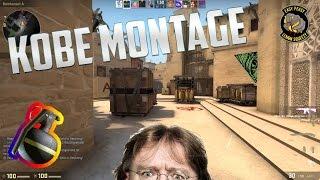 KOBE MONTAGE // CS GO