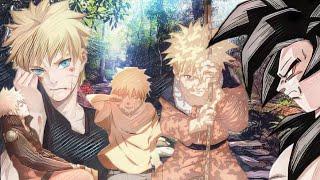 Gokú en Naruto cap 8 (un nuevo amigo)