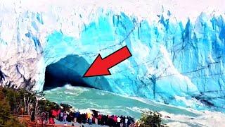 Это надо видеть! То что сняли туристы одновременно ЗАВОРАЖИВАЕТ, Ш0КИРУЕТ и ПУГАЕТ!