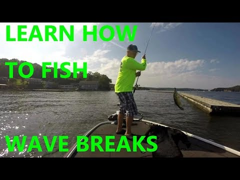 How to fish Wavebreaks