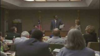 The Wire - Clay Davis Grand Jury Testimony